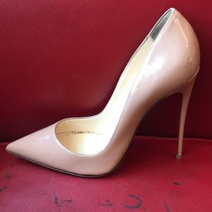 So Kate Classic Nude Pump